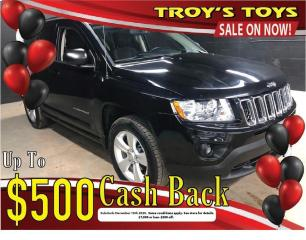 Used 2012 Jeep Compass Sport for sale in Guelph, ON