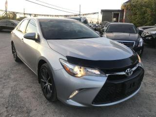 Used 2015 Toyota Camry XSE for sale in Gloucester, ON
