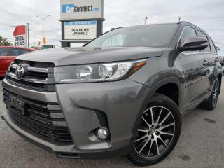 Used 2017 Toyota Highlander XLE SE PACKAGE for sale in Ottawa, ON