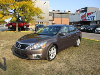 Used 2013 Nissan Altima 2.5 SL ~ LEATHER ~ NAV. ~ CAMERA ~ LOW KM for sale in Toronto, ON