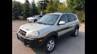 Used 2007 Hyundai Tucson GL AUTO LOWKMS CERTIFIED for sale in Toronto, ON