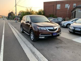 Used 2010 Acura MDX Tech pkg for sale in Scarborough, ON