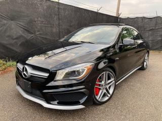 Used 2014 Mercedes-Benz CLA-Class ***SOLD*** for sale in Toronto, ON