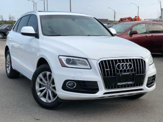 Used 2014 Audi Q5 2.0L Technik for sale in Oakville, ON