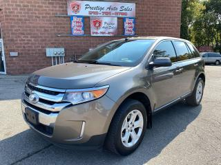 Used 2013 Ford Edge SEL/ONE OWNER/NO ACCIDENT/SAFETY+WARRANTY for sale in Cambridge, ON