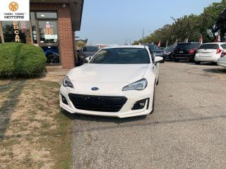 Used 2017 Subaru BRZ 2dr Cpe Man Sport-tech/Nav/RCam/H.Seats/Bluetooth for sale in North York, ON