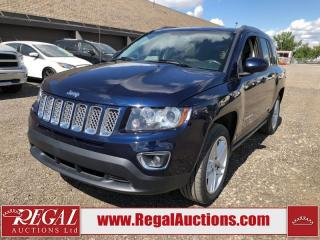 Used 2014 Jeep Compass Limited 4D Utility 4WD 2.4L for sale in Calgary, AB