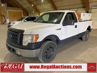 Used 2011 Ford F-150 XL 2D REG CAB 4WD for sale in Calgary, AB