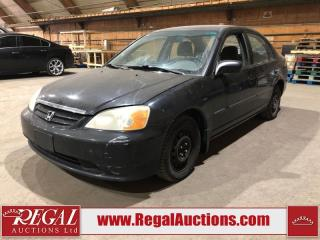 Used 2002 Honda Civic DX-G 4D Sedan for sale in Calgary, AB