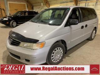 Used 2004 Honda Odyssey 4D SPORTS VAN for sale in Calgary, AB