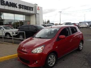 Used 2014 Mitsubishi Mirage ES+ for sale in Gloucester, ON