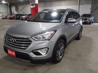 Used 2014 Hyundai Santa Fe XL LIMITED AWD NAVI *** LOADED! LOADED! LOADED!!!*** for sale in Nepean, ON