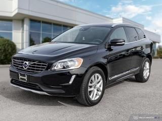 Used 2017 Volvo XC60 T6 Drive-E Premier *Local Lease Return* for sale in Winnipeg, MB