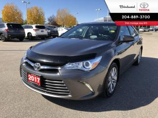 Used 2017 Toyota Camry XLE Navigation | Push Button Start for sale in Winnipeg, MB