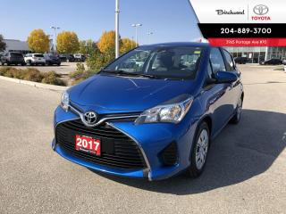 Used 2017 Toyota Yaris LE for sale in Winnipeg, MB