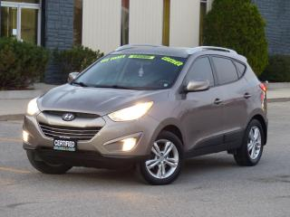 Used 2012 Hyundai Tucson LEATHER,GLS,FULLY LOADED,NO-ACCIDENT,1-OWNER,CERTI for sale in Mississauga, ON
