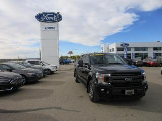 Used 2020 Ford F-150 XLT for sale in Lacombe, AB