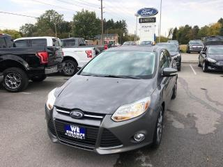 Used 2013 Ford Focus SE for sale in Aurora, ON