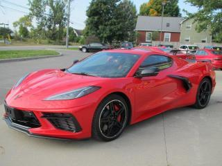 Used 2020 Chevrolet Corvette 2LT COUPE for sale in Brockville, ON