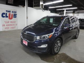 Used 2019 Kia Sedona SX 8 PASSENGER W/ SUNROOF & POWER DOORS for sale in Ottawa, ON