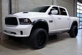 Used 2016 RAM 1500 SPORT CREW CAB 4X4 for sale in Vancouver, BC