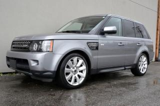 Used 2012 Land Rover Range Rover Sport Supercharged 4WD for sale in Vancouver, BC