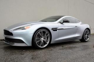 Used 2014 Aston Martin Vanquish Coupe for sale in Vancouver, BC