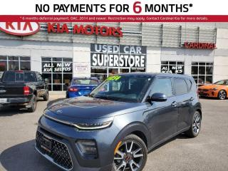 Used 2020 Kia Soul EX, Sunroof, NAV, Lane Keep Assist. for sale in Niagara Falls, ON