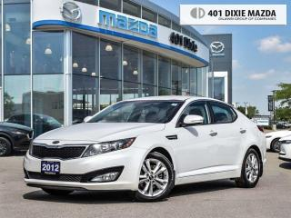 Used 2012 Kia Optima EX |NO ACCIDENTS|HEATED SEATS|FINANCING AVAILABLE for sale in Mississauga, ON
