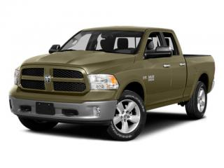 Used 2014 RAM 1500 SLT 4X4 - Remote Start, Backup Cam, Tow Package! for sale in Kingston, ON