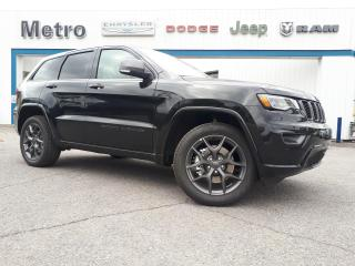 New 2021 Jeep Grand Cherokee 80th Anniversary Edition for sale in Ottawa, ON