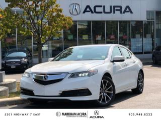 Used 2016 Acura TLX 3.5L SH-AWD w/Tech Pkg for sale in Markham, ON