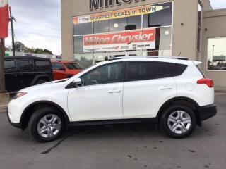 Used 2015 Toyota RAV4 LE ALL WHEEL DRIVE for sale in Milton, ON