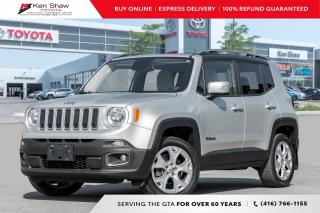 Used 2015 Jeep Renegade for sale in Toronto, ON