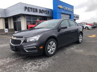 Used 2015 Chevrolet Cruze LT 1LT for sale in Napanee, ON