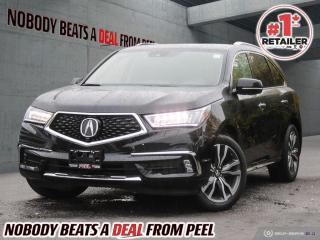 Used 2019 Acura MDX Elite SH-AWD for sale in Mississauga, ON
