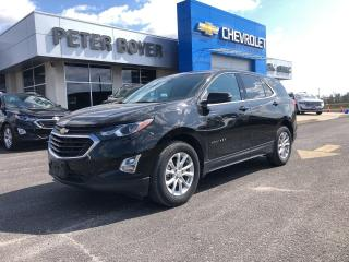 Used 2018 Chevrolet Equinox LT for sale in Napanee, ON