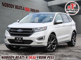 Used 2016 Ford Edge 4dr Sport AWD for sale in Mississauga, ON