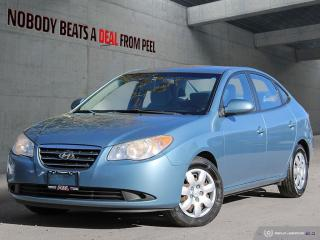 Used 2008 Hyundai Elantra 4DR SDN AUTO GL for sale in Mississauga, ON