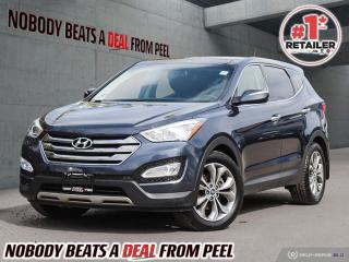 Used 2013 Hyundai Santa Fe AWD 4DR 2.0T AUTO LIMITED for sale in Mississauga, ON