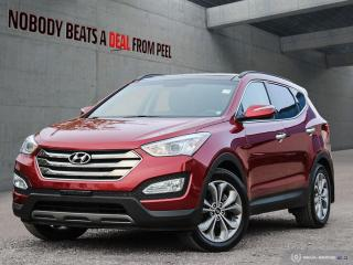 Used 2016 Hyundai Santa Fe Sport AWD 4DR 2.0T LIMITED for sale in Mississauga, ON