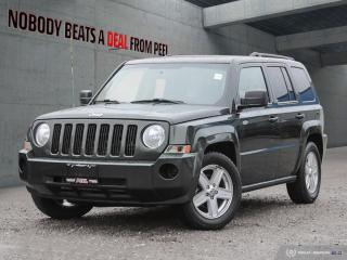 Used 2010 Jeep Patriot FWD 4dr North for sale in Mississauga, ON