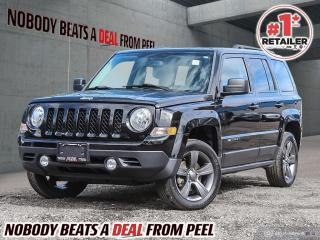 Used 2015 Jeep Patriot 4WD 4dr High Altitude for sale in Mississauga, ON