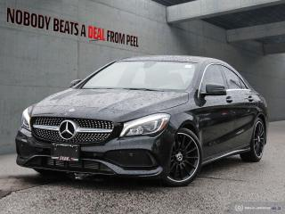 Used 2018 Mercedes-Benz CLA-Class CLA 250 4MATIC Coupe for sale in Mississauga, ON