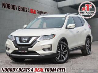 Used 2017 Nissan Rogue AWD 4dr SL Platinum -Ltd Avail- for sale in Mississauga, ON