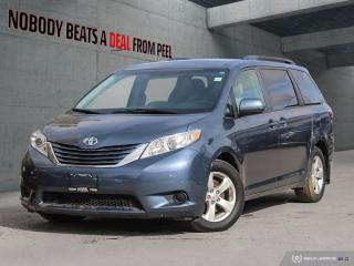 Used 2017 Toyota Sienna 8 PASS FWD SIENNA LE for sale in Mississauga, ON