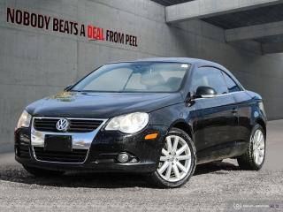 Used 2008 Volkswagen Eos 2dr Conv DSG Lux for sale in Mississauga, ON