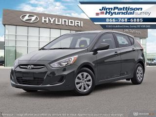 New 2017 Hyundai Accent GL for sale in Surrey, BC