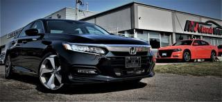 Used 2019 Honda Accord Sedan Touring CVT|HUD|ADAPTIVE CRUISE|SUNROOF|LANE ASIST| for sale in Brampton, ON
