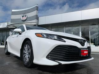 Used 2019 Toyota Camry LE 2.5L 4CYL POWER GROUP A/C REAR CAMERA for sale in Langley, BC